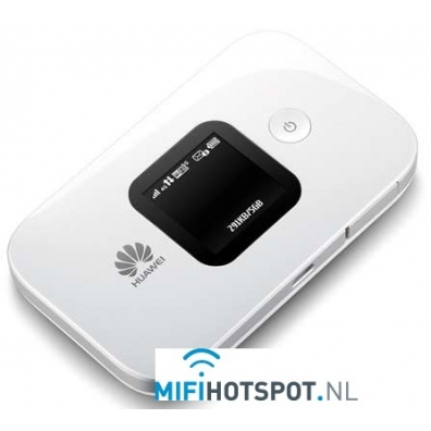 Huawei E5577s 4G LTE MiFi Router 150 MBps with powerbank White