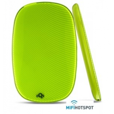 EQS Power Bank 3000 mAh Mobile charger Green