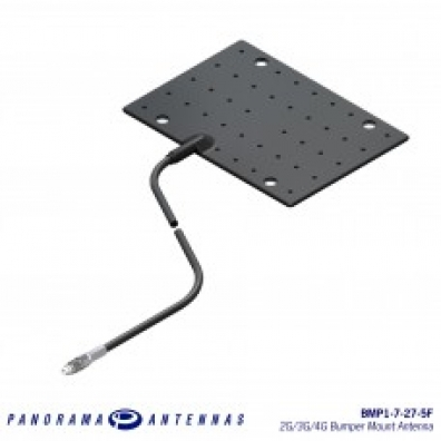 Panorama BMP1-7-27-5F Bumper mount vehicle antenna