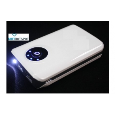 Power Bank 8400 mAh Mobile charger White